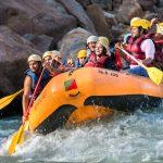Water Rafting Rishikesh